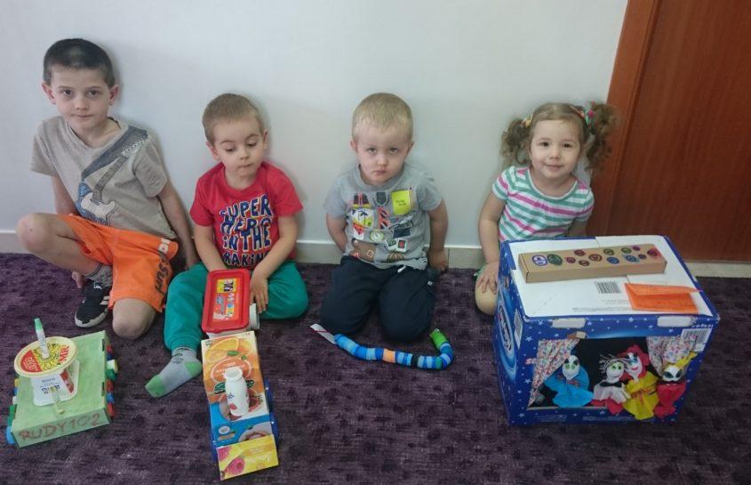 Zabawka z recyclingu – konkurs na Stattlera