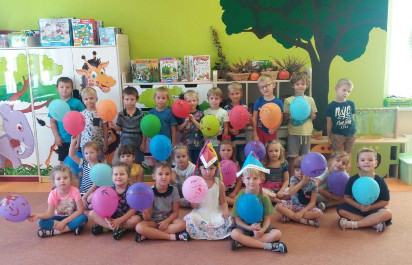 Dzień przedszkolaka u Żabek