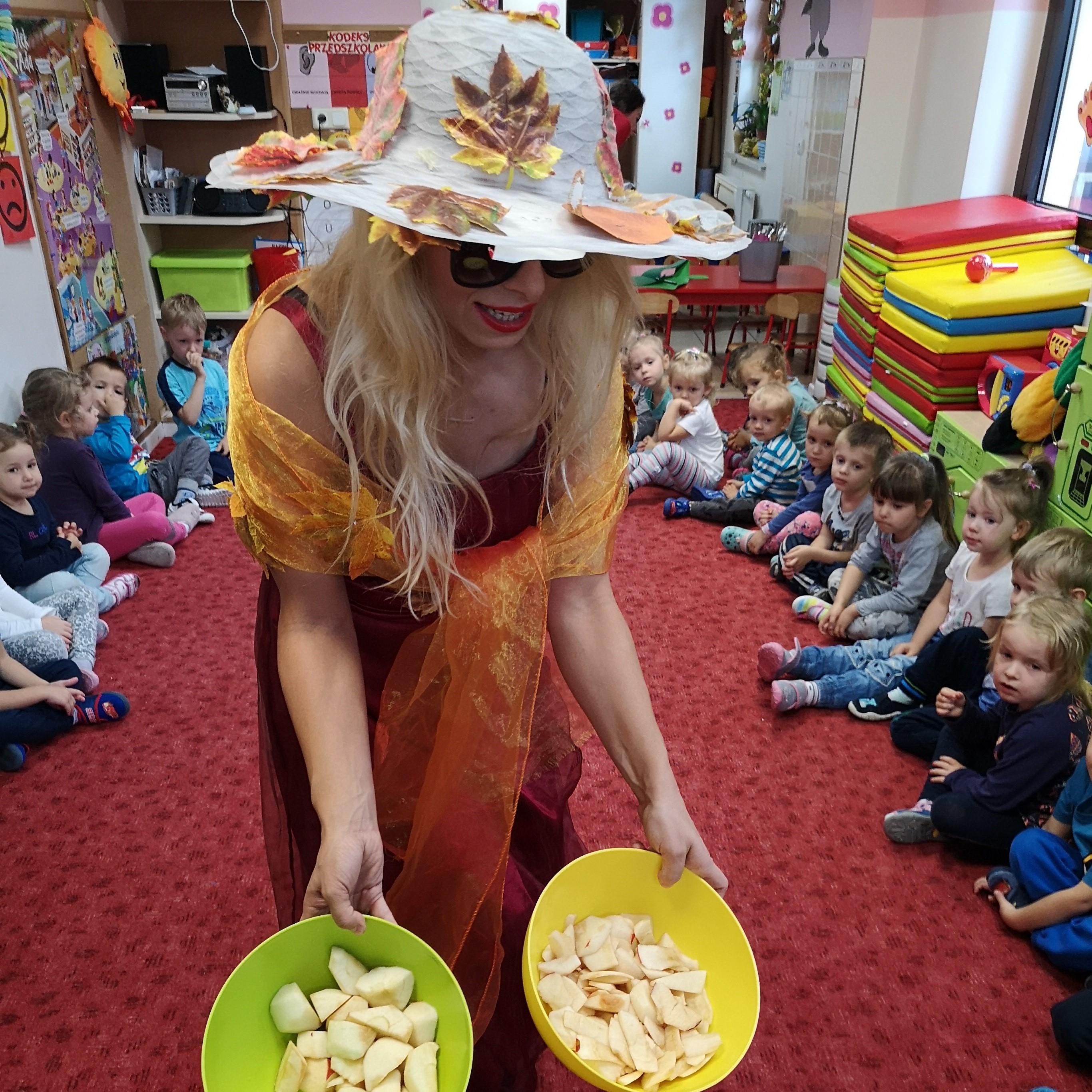 Powitanie Jesieni Na Stattlera Publiczne Przedszkole