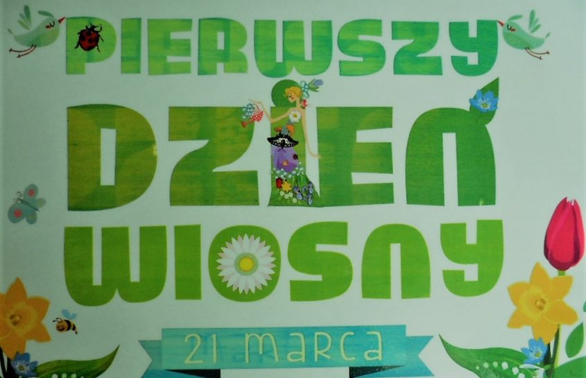 Niedźwiadki i Słoneczka witają Wiosnę!!!