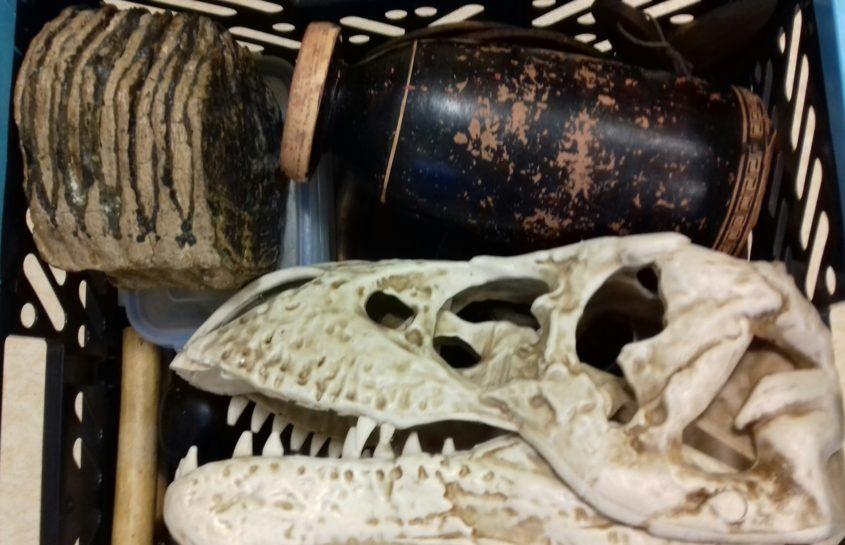 Warsztaty archeologiczne – część 2