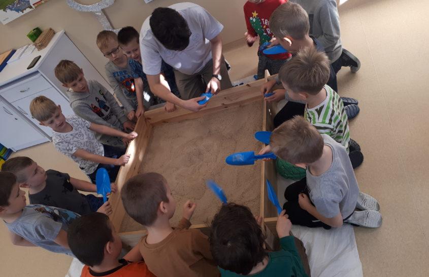 Warsztaty archeologiczne – część 1