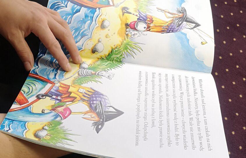 Ogólnopolski Dzień Głośnego Czytania u Niedźwiadków