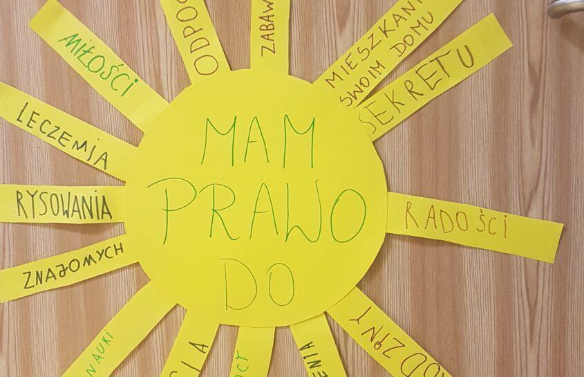 Ogólnopolski Dzień Praw Dziecka-Krasnoludki