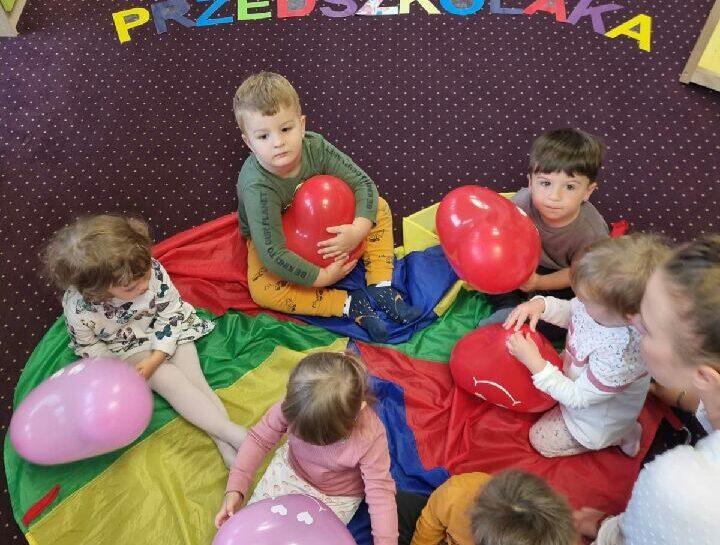 Dzień Przedszkolaka u Gumisiów
